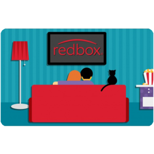 Redbox eGift Card $25.00