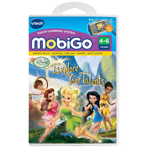 MobiGo Software Cartridge - Fairies Explore your Talents