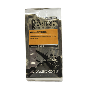 Kansas City Blend Coffee 12oz Whole Bean