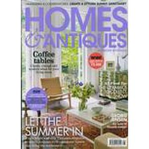 Homes & Antiques (UK) - 12 Issues - 1 Year