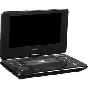 "SDVD9000B2 9"" Swivel Style Portable DVD Player"