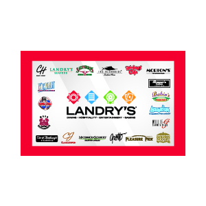Landry's Seafood Gift Card $50