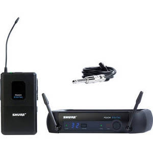 PGXD Digital Series Wireless Guitar System