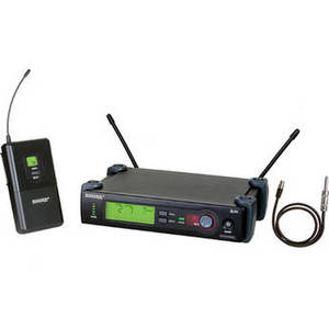 SLX Series Wireless Instrument System (G4: 470 - 494 MHz)