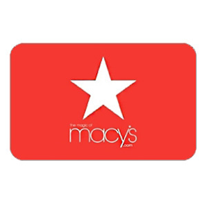 Macy's eGift Card $50