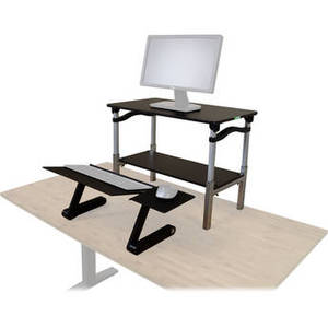 Lift Standing Desk Converter (Black)